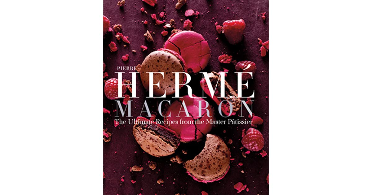 Herme book pierre macarons