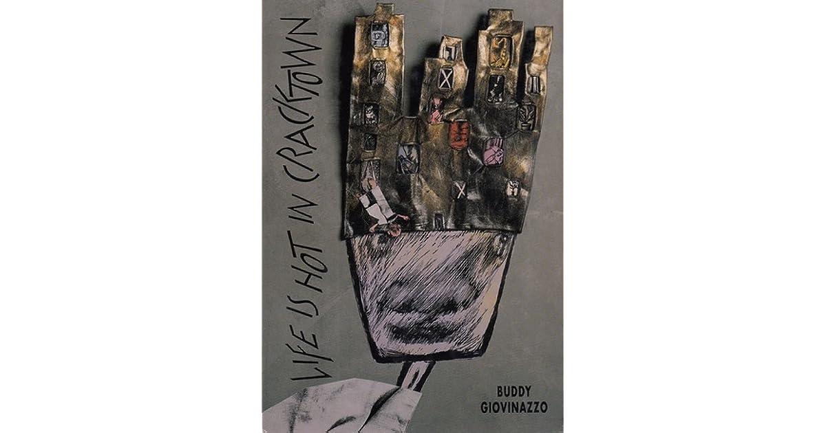 Cracktown Pulp Master 30 Deutsch Buddy Giovinazzo Belletristik