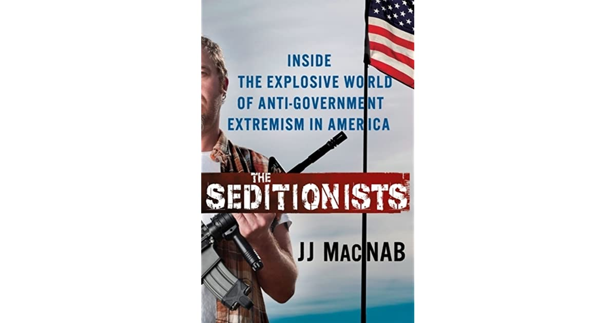 The Seditionists: Inside the Explosive World of Anti ...