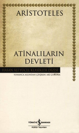 Atinalıların Devleti by Aristóteles