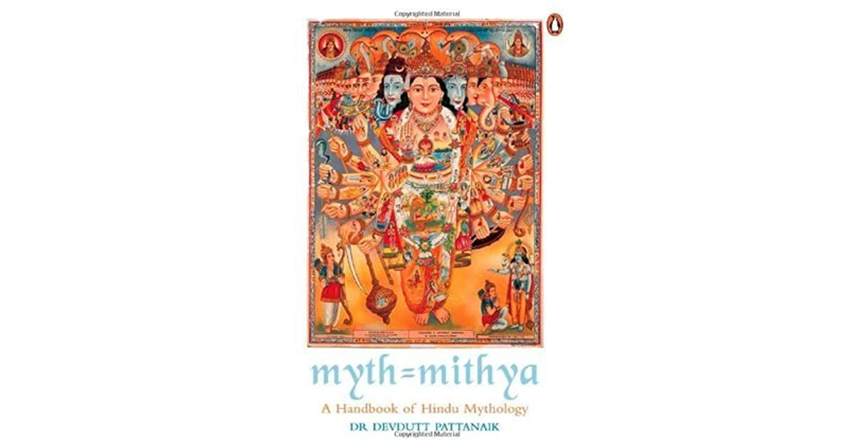 Myth = Mithya: A Handbook of Hindu Mythology by Devdutt