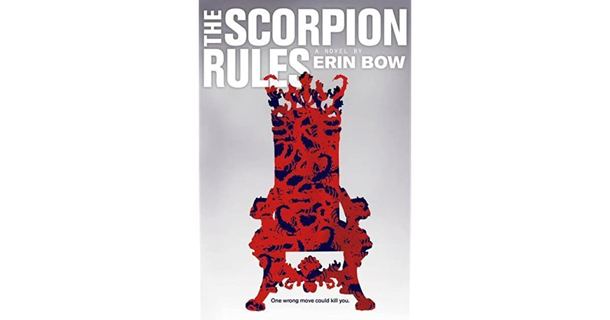 The Scorpion Rules Prisoners Of Peace 1 By Erin Bow