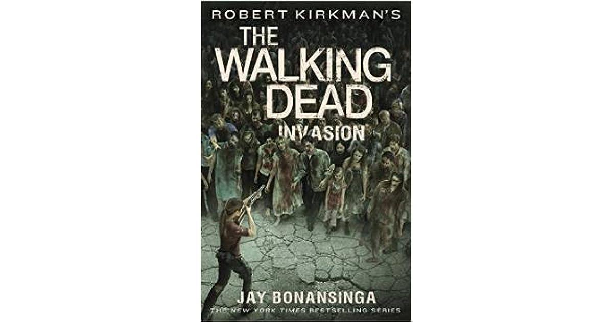 Jay Bonansinga Walking Dead Books