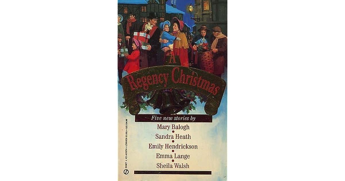 A Regency Christmas Vi By Mary Balogh