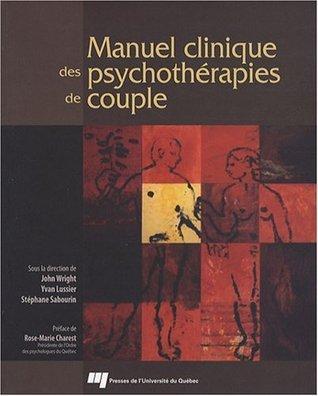 Manuel clinique des psychotherapies de couple