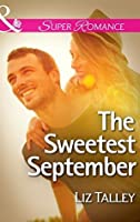 The Sweetest September (Mills & Boon Superromance) (Home in Magnolia Bend, Book 1)