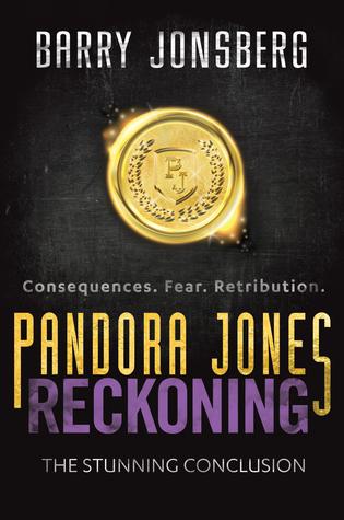 Reckoning (Pandora Jones, #3)