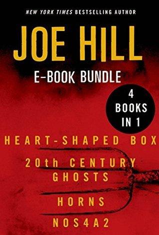 Hill, Joe - Heart-shaped box
