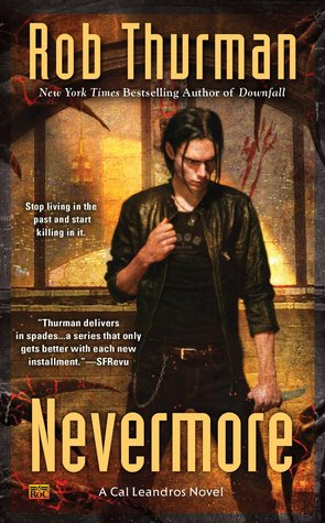 Nevermore by Rob Thurman