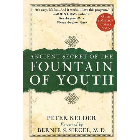 book: Ancient Secret of the Fountain of Youth