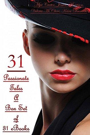 31 Passionate Tales - A Box Set of 31 eBooks