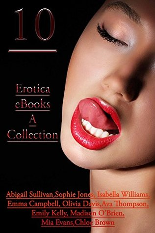 10 Erotica eBooks - A Collection