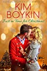 Just in Time for Christmas (Island Bliss, #4; Southern Born Christmas, #2; Magnolia Bay, #5)