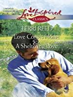 Love Comes Home and A Sheltering Love (Mills & Boon Love Inspired): Love Comes Home / A Sheltering Love