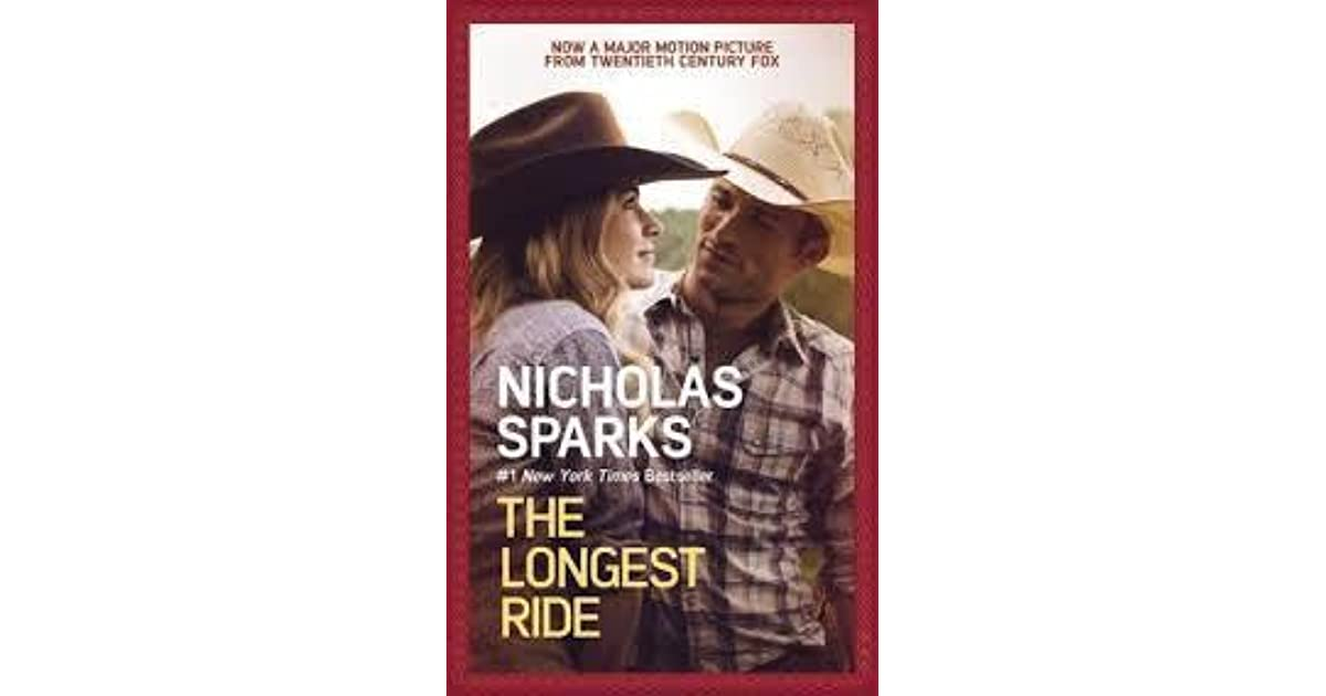 analysis the longest ride by nicholas Love is about sacrifice, or so we're told in the longest ride,  based on the  2013 nicholas sparks novel, this tale of young lovers whose.