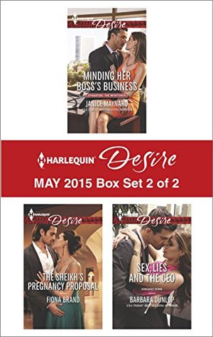 Harlequin Desire May 2015 - Box Set 2 of 2: An Anthology