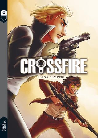 Reseña del cómic Crossfire, de Elena Sempere