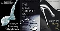 Finished 50 Shades and Want More? The Next Trilogy (12 Shades Of Surrender Undone, 12 Shades Of Surrender Bound, Haven of Obedience) Set Collection