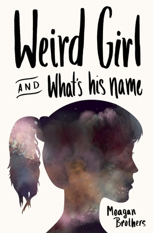 book cover: Weird Girl and What's His Name
