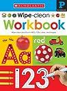 Pre-K Wipe-Clean Workbook: Scholastic Early Learners (Wipe-Clean Workbook)