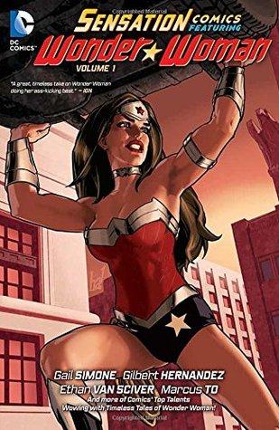 Sensation Comics Featuring Wonder Woman Vol. 1