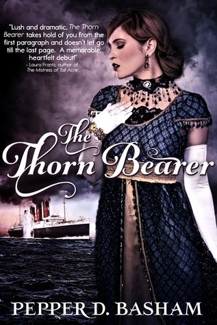 The Thorn Bearer (Penned in Time, #1)