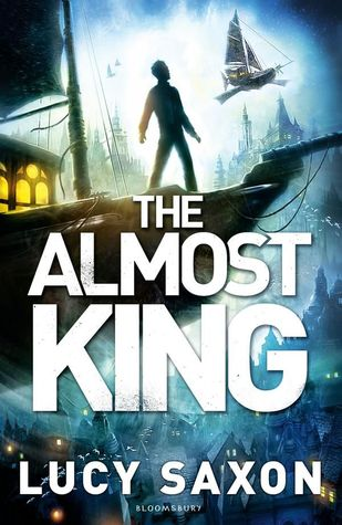 The Almost King by Lucy Saxon