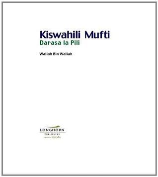 Kiswahili Mufti (Kenyan Kiswahili Textbook) Grade 2