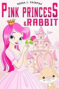 PINK PRINCESS & RABBIT