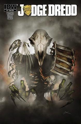 Judge Dredd Classics: The Dark Judges #4