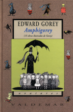 Amphigorey:  15 Obras Ilustradas De Gorey
