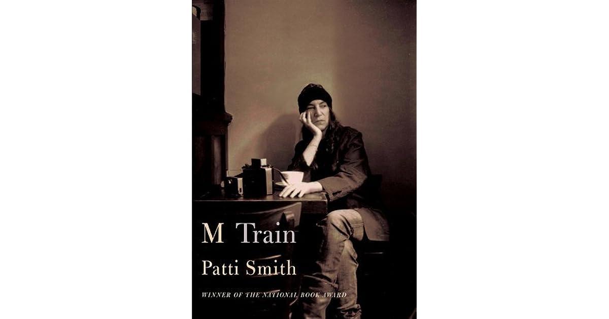 M Train Patti Smith Pdf