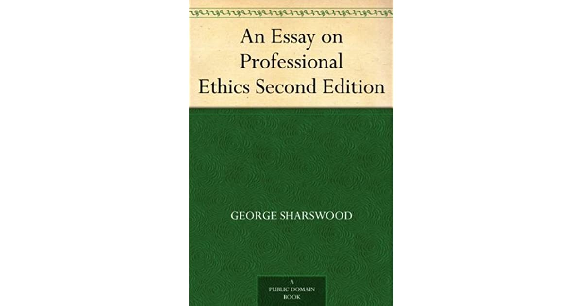 Health Issues Essay  English Essays For High School Students also Seo Article Writing Service An Essay On Professional Ethics Second Edition By George Sharswood Write My Assignment Ireland