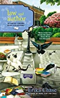 Law and Author (Ashton Corners Book Club Mystery #5)