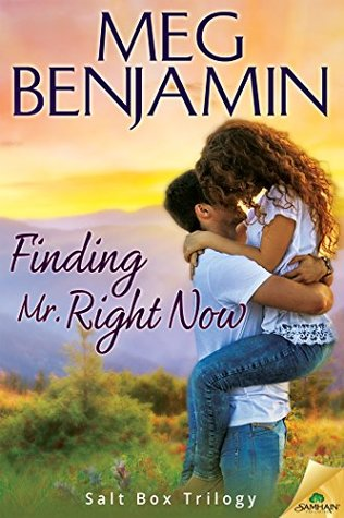 Finding Mr. Right Now by Meg Benjamin