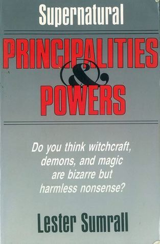 supernatural principalities and powers