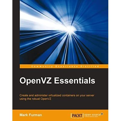 Openvz create container