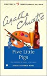 Five Little Pigs (Hercule Poirot, #25)