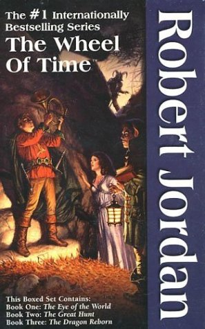 The Wheel of Time: Boxed Set #1 (Wheel of Time, #1-3)