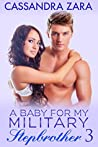 A Baby for My Military Stepbrother 3 (A Baby for My Military Stepbrother, #3)