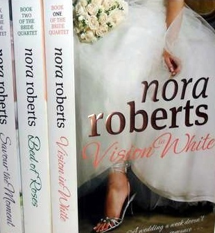 Nora Roberts - 1-4 - Bride Quartet Collection