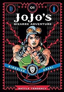 JoJo's Bizarre Adventure: Part 2—Battle Tendency, Vol. 1