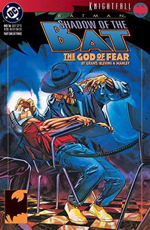 Batman Shadow Of The Bat #2 July 1992 DC Comics  Grant
