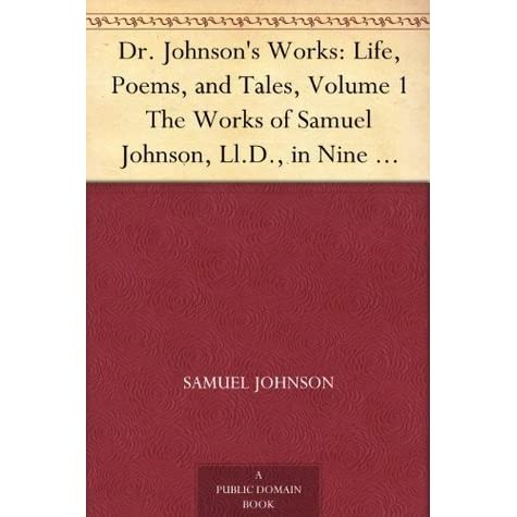 samuel johnson s allusion P 104: knowledge is more than equivalent to force: dr samuel johnson, rasselas, chapter xiii rasselas is a didactic romance which was published in 1759 he's burned his wings: this is an allusion to the greek myth of daedalus and his son icarus.