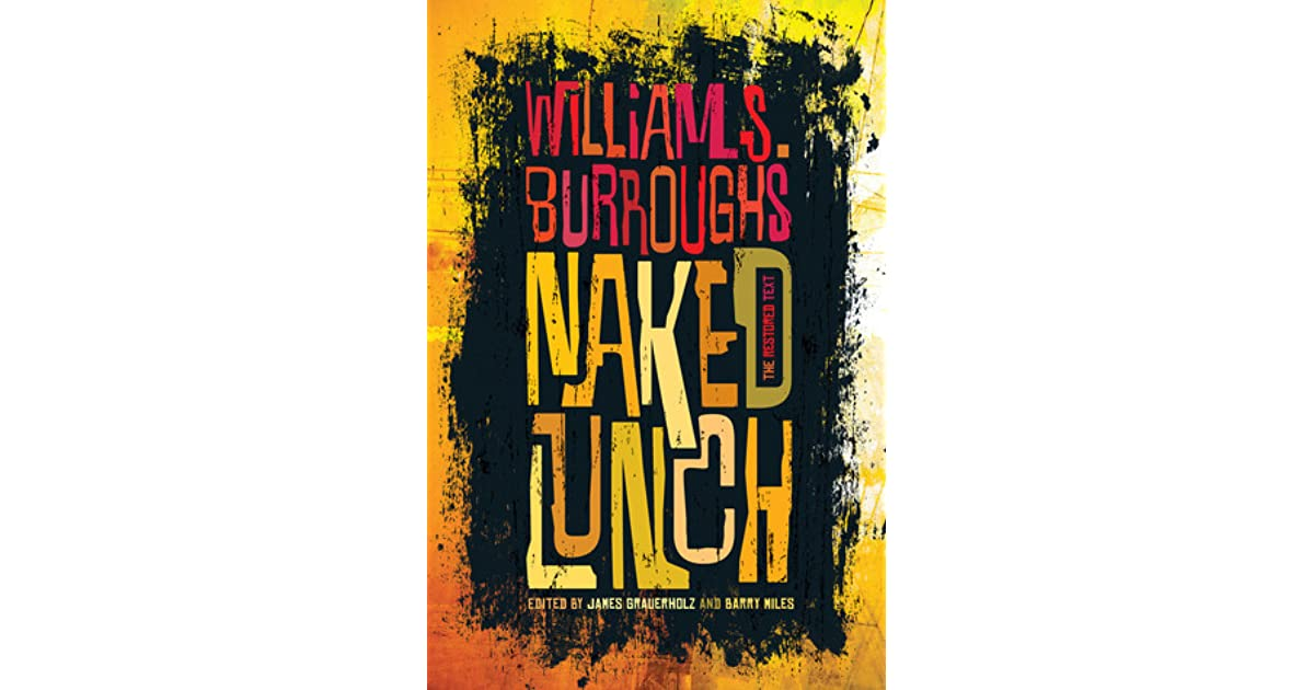 Naked Lunch by William Burroughs - Signed First Edition