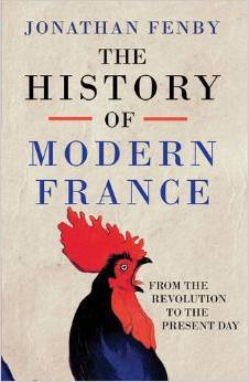 The History of Modern France: From the Revolution to the Present Day