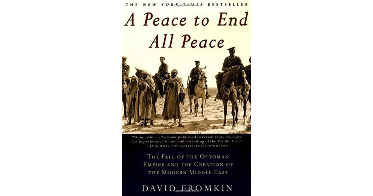 a peace to end all peace review