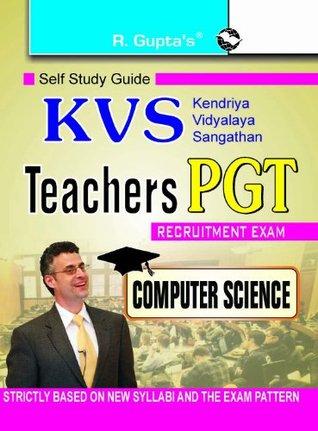 Kvs pgt computer science books upkar