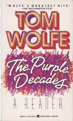 The Purple Decades A Reader