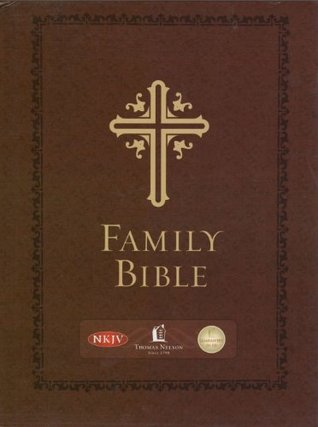 Family Bible NKJV New King James Version